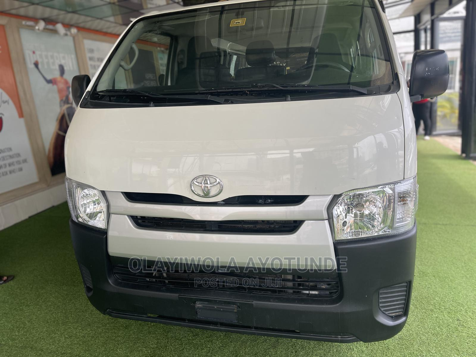 2010 Toyota Hiace(Foreign Used) | Buses & Microbuses for sale in Central Business District, Abuja (FCT) State, Nigeria