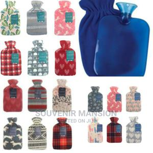 Hot Water Bottle With Fleece Cover | Kitchen & Dining for sale in Lagos State, Lagos Island (Eko)