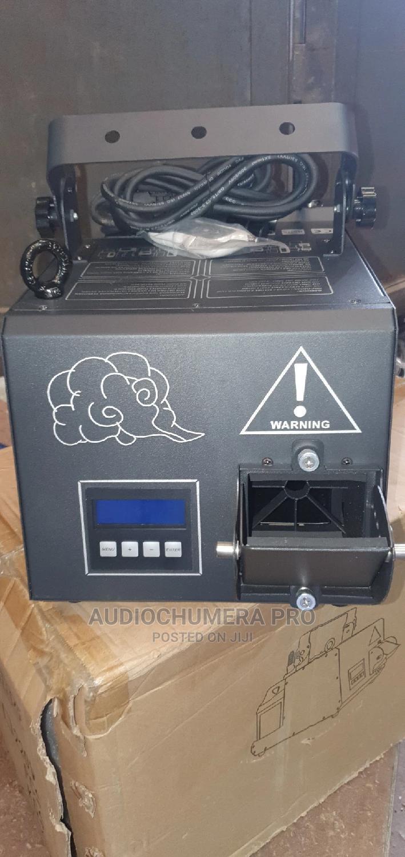 Led Smoke Machine