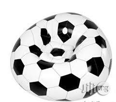 Brand New Inflatable Soccer Ball Air Seat | Furniture for sale in Rivers State, Port-Harcourt