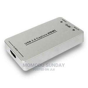 HDMI Video Capture Dongle With USB 3.0 for PC, Gaming. | Computer Accessories  for sale in Lagos State, Ikeja