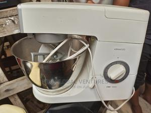 Kenwood Chef Classic Stand Mixer 5litres Stainless, 1000W. | Kitchen Appliances for sale in Lagos State, Ojo