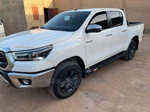 New Toyota Hilux 2021 White | Cars for sale in Abuja (FCT) State, Central Business District