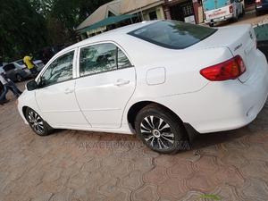 New Toyota Corolla 2010 White | Cars for sale in Abuja (FCT) State, Gwagwalada