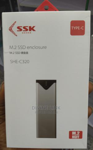 Ssk M.2 Ssd Enclosure | Computer Accessories  for sale in Lagos State, Ikeja