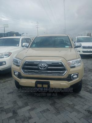 Toyota Tacoma 2017 Limited Beige | Cars for sale in Lagos State, Lekki