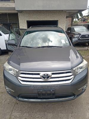 Toyota Highlander 2012 SE Gray | Cars for sale in Lagos State, Amuwo-Odofin