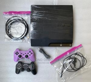 Slim Uk Used Ps3 Console With 20 Games and 1 Pad | Video Game Consoles for sale in Ogun State, Ado-Odo/Ota
