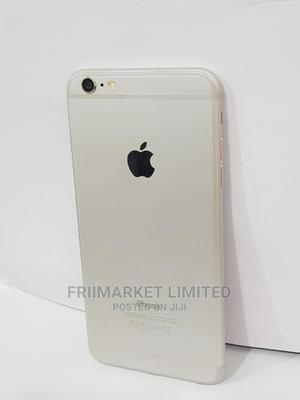 Apple iPhone 6 Plus 16 GB Silver | Mobile Phones for sale in Delta State, Ugheli
