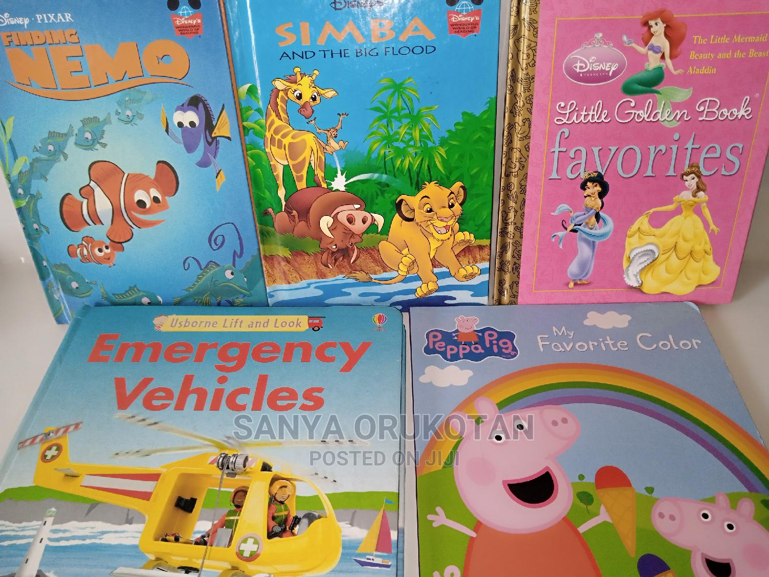 Disney Children Story Books and More