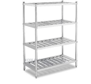 Stainless Kitchen Racks | Restaurant & Catering Equipment for sale in Abuja (FCT) State, Wuse 2