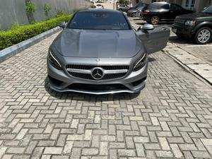 Mercedes-Benz S Class 2015 S 500 4MATIC (W222) Gray   Cars for sale in Lagos State, Lekki