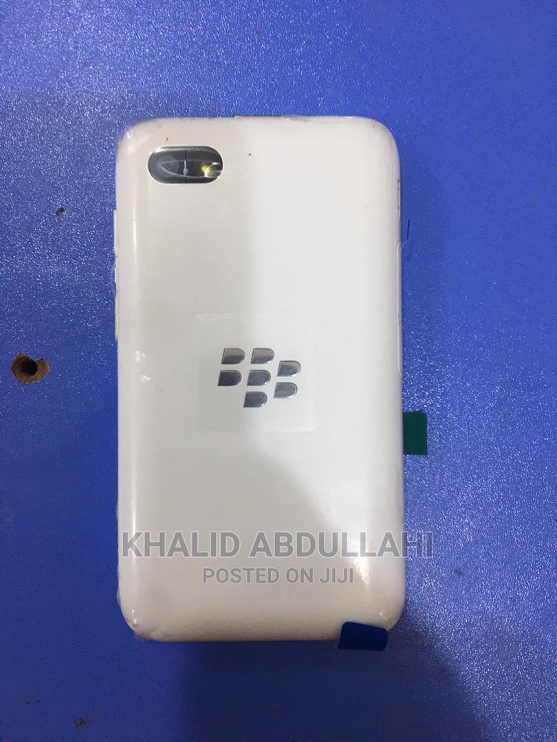 BlackBerry Q5 8 GB White | Mobile Phones for sale in Kaduna / Kaduna State, Kaduna State, Nigeria