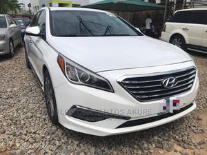 Hyundai Sonata 2014 White   Cars for sale in Ondo State, Akure
