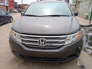 Honda Odyssey 2013 Gray | Cars for sale in Lagos State, Gbagada