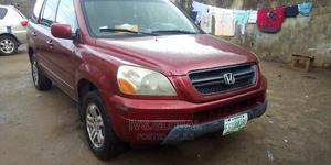 Honda Pilot 2005 Red | Cars for sale in Lagos State, Ajah