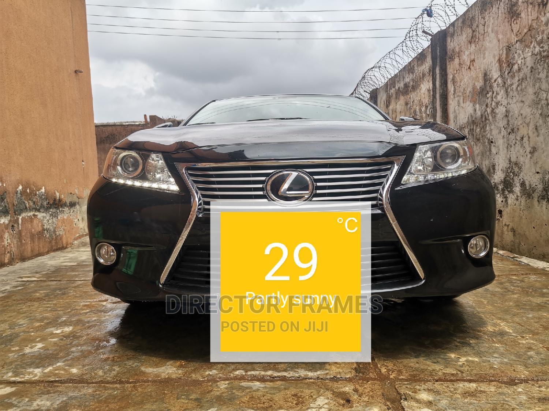 Archive: Lexus ES 2014 350 FWD Black