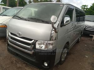Hummer One Bus 2012 Silver Colour | Buses & Microbuses for sale in Lagos State, Apapa