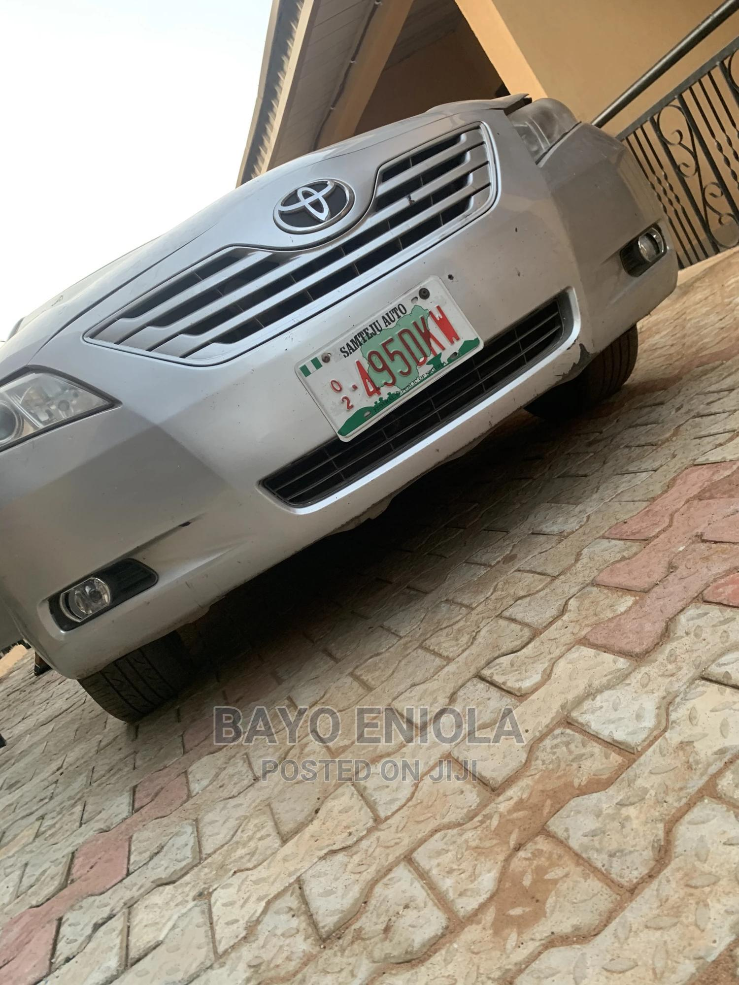 Archive: Toyota Camry 2007 Other