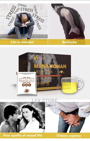Men and Women Love Tea- 1 Pack | Vitamins & Supplements for sale in Lagos State, Surulere