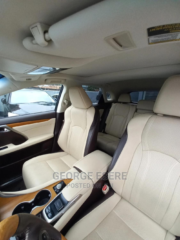 Lexus RX 2017 Blue | Cars for sale in Ikeja, Lagos State, Nigeria