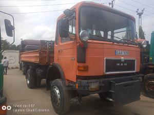 MAN Diesel Tipper With Auxiliary   Trucks & Trailers for sale in Lagos State, Apapa