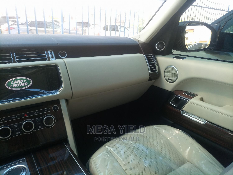 Land Rover Range Rover Vogue 2016 Black   Cars for sale in Lekki, Lagos State, Nigeria