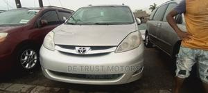 Toyota Sienna 2008 LE AWD Silver | Cars for sale in Lagos State, Apapa