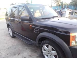 Land Rover LR3 2004 Black | Cars for sale in Lagos State, Ikeja