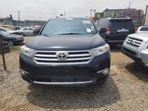 Toyota Highlander 2012 Limited Black   Cars for sale in Lagos State, Ikeja