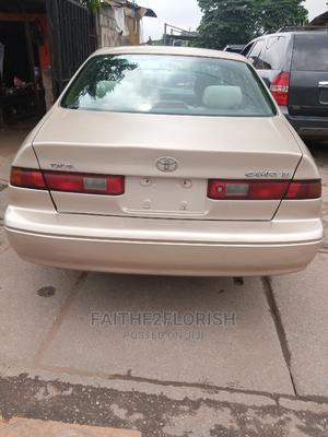 Toyota Camry 1998 Automatic Gold | Cars for sale in Lagos State, Ikeja