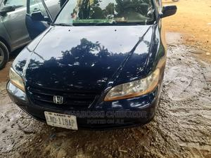 Honda Accord 2002 2.0 SE Blue   Cars for sale in Abuja (FCT) State, Asokoro