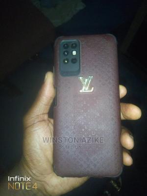 Infinix Note 8i 64 GB Blue | Mobile Phones for sale in Lagos State, Ifako-Ijaiye