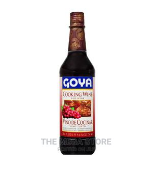 Goya Cooking Wine (Red Wine)   Meals & Drinks for sale in Lagos State, Surulere
