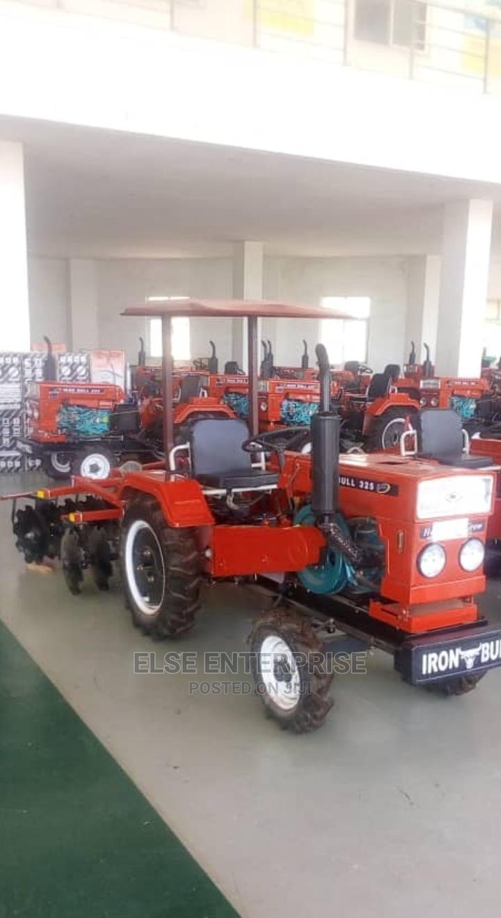 Bonanza!! Tractor With Equipments