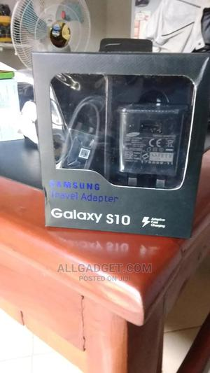 Samsung Galaxy S10 Charger Type C | Accessories for Mobile Phones & Tablets for sale in Oyo State, Egbeda