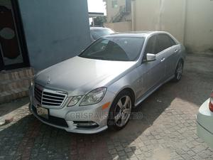 Mercedes-Benz E350 2012 Gray | Cars for sale in Lagos State, Ajah