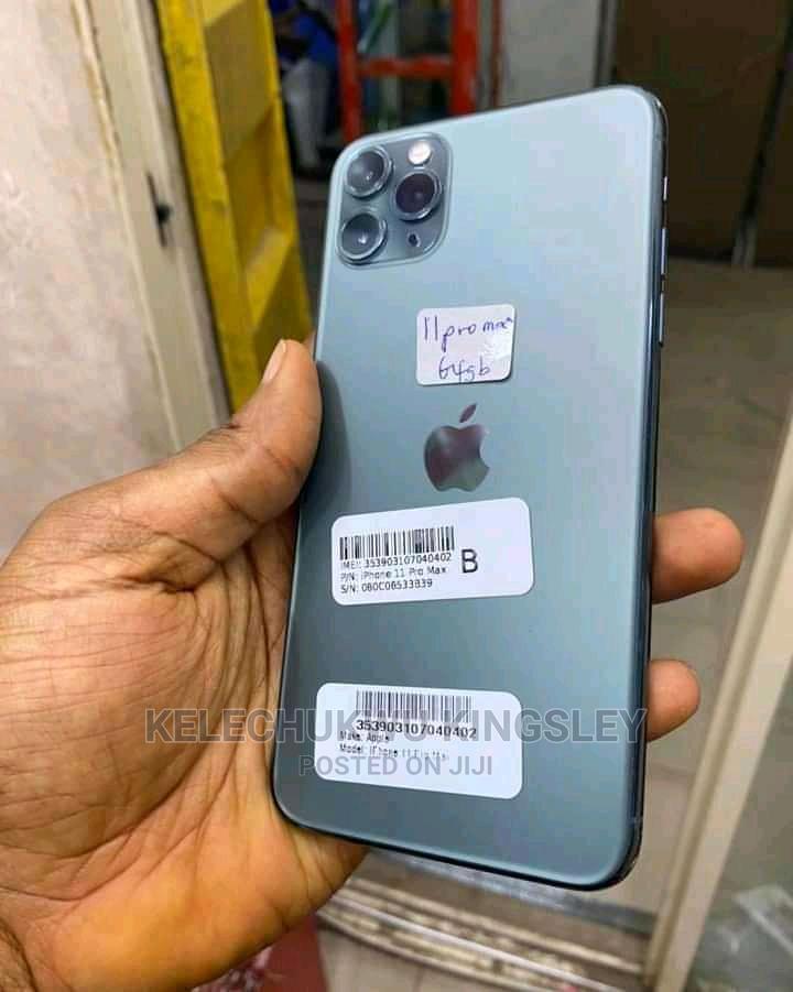 New Apple iPhone 11 Pro 256 GB Black | Mobile Phones for sale in Enugu, Enugu State, Nigeria