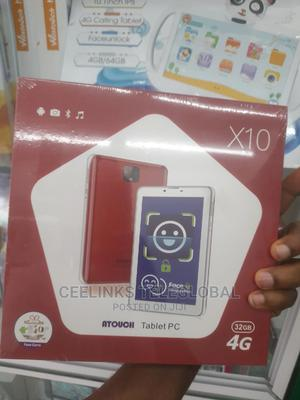 New Atouch X10 32 GB Green | Tablets for sale in Lagos State, Ikeja