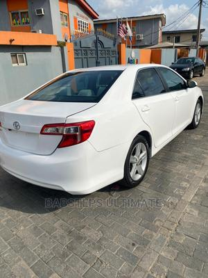 Toyota Camry 2014 White | Cars for sale in Lagos State, Abule Egba