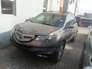 Acura MDX 2008 Gray | Cars for sale in Lagos State, Ajah