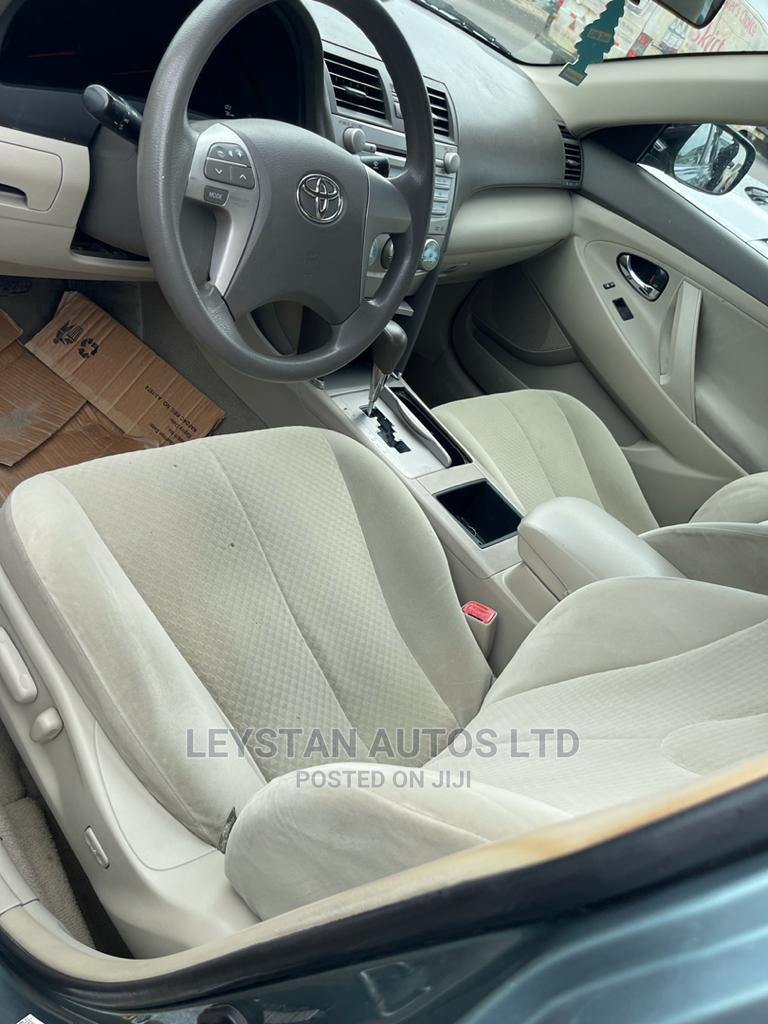 Toyota Camry 2009 Green   Cars for sale in Ajah, Lagos State, Nigeria