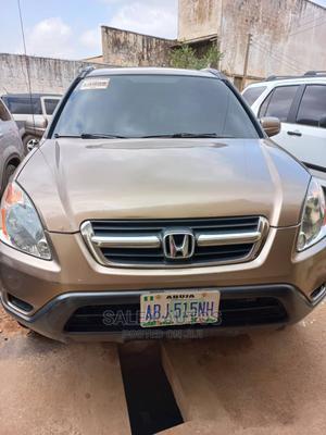Honda CR-V 2005 Automatic Gold | Cars for sale in Kaduna State, Kaduna / Kaduna State
