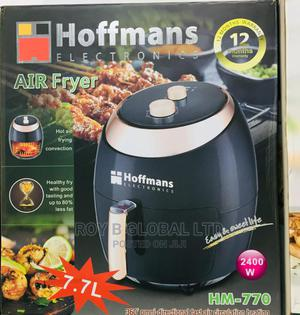 Hoffmans Electronic Air Fryer 7.7liters, 2400W   Kitchen Appliances for sale in Lagos State, Lagos Island (Eko)