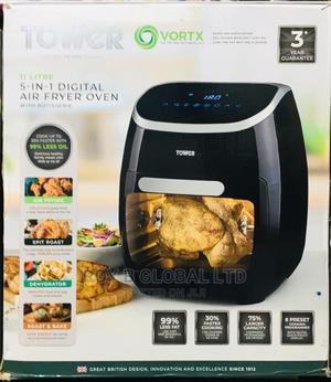 Tower 2000W 11L 5-In-1 Digital Air Fryer Oven   Kitchen Appliances for sale in Lagos State, Lagos Island (Eko)