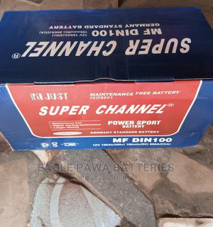 Super Chanel 100ah | Vehicle Parts & Accessories for sale in Lagos State, Maryland