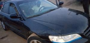 Honda Accord 2002 2.0 SE Black   Cars for sale in Abuja (FCT) State, Galadimawa