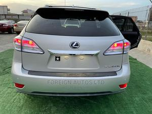 Lexus RX 2012 Silver | Cars for sale in Lagos State, Ajah