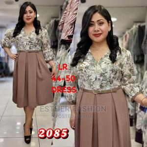 Classic Ladies Quality Turkey Dress | Clothing for sale in Lagos State, Ikeja