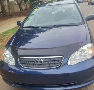Toyota Corolla 2008 1.6 VVT-i Blue   Cars for sale in Abuja (FCT) State, Wuse 2